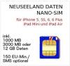 28.12. SIM Karten bestellt